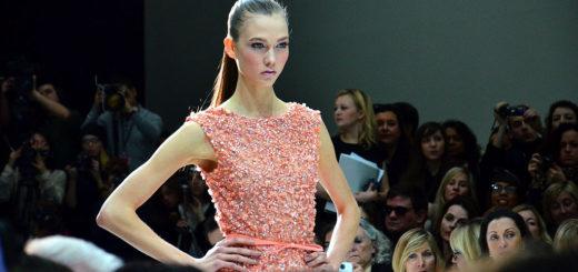 První Haute couture přehlídka v Praze