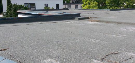 Plocha střecha