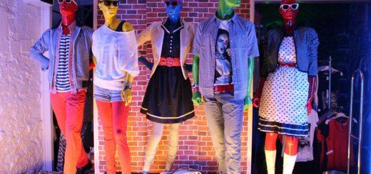 Retro oblečení