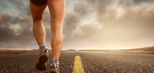 Účinky běhu