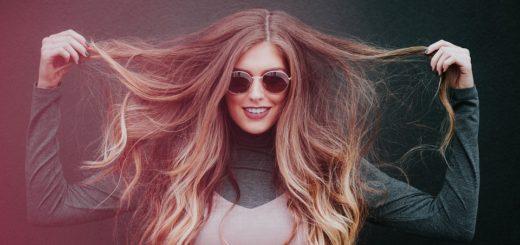 Bohaté a krásné vlasy