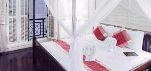 Kvalita spánku se odvíjí od ložnice
