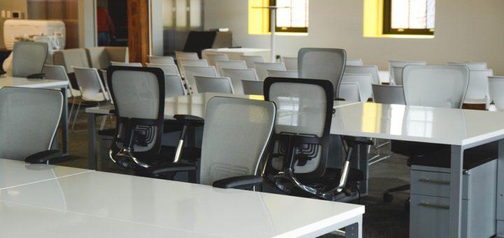 Vybíráte kancelářskou židli? Vybírejte podle typu mechaniky