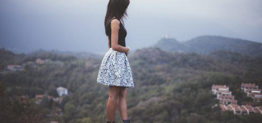 Podzimnní sukně