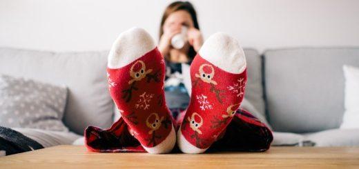 Jak během vánočních svátků neskončit unaveně a ve stresu