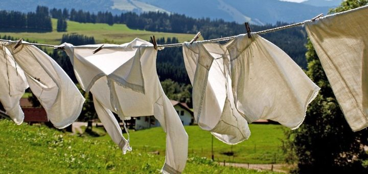 Co nejvíce poškozuje naše oblečení